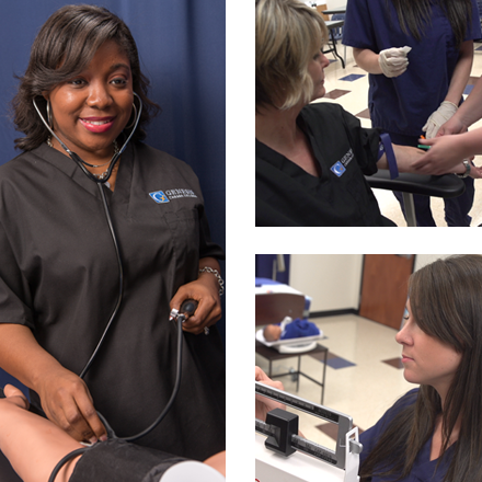 Photos from medical assistant program at Genesis Career College