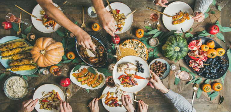 CDC Thanksgiving Guidelines